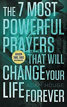 AU5.86 • Buy 7 Most Powerful Prayers That Will Change Your Life Forever By Houge, Adam
