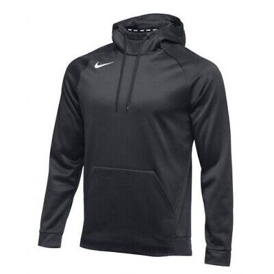 8607915cb274  New  Nike Men s Therma Dri-Fit Training Fleece Pullover Hoodie (Dark Gray