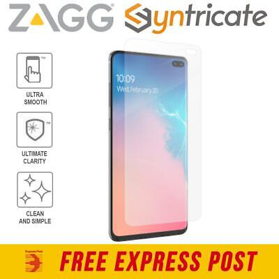 AU30.76 • Buy Zagg Invisible Shield Ultra Clear Screen Protector For Galaxy S10 Plus (6.4-inch