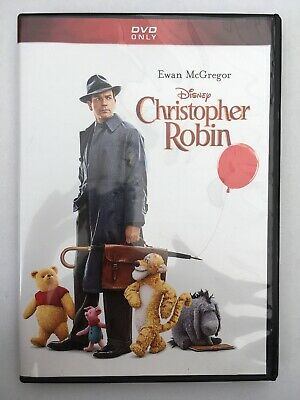 $13.70 • Buy CHRISTOPHER ROBIN,*(DVD,Used, Free Shipping)*