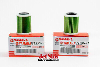AU57.53 • Buy Yamaha (2 Pack) 6P3-WS24A-01-00 150-250 HP 4S Outboard Fuel Filter Yamaha Filter