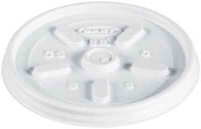 Dart Vented Lids To Fit 8oz Polystyrene Cups X 700 (CHEAP) • 15£