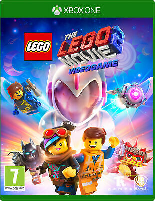 AU28.56 • Buy Lego Movie 2 The Videogame Xbox One Game