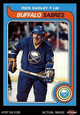 $8.25 • Buy 1979 Topps #37 Rick Dudley Sabres EX