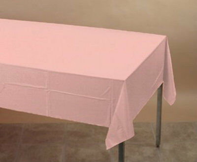$2.35 • Buy Pink Table Cover - Party Supplies