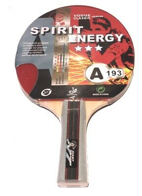Table Tennis Bat Giant Dragon Vogue Classic Spirit Energy A 193 / Racket/ Paddle • 3.49£