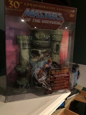 $350 • Buy NEW! Masters Of The Universe: 30th Anniversary Commemorative Collection (DVD)