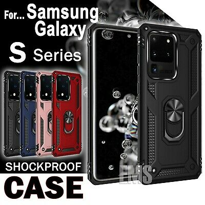 AU6.95 • Buy For Samsung Galaxy S20 S21 Ultra S10 S9 S8 Plus Case Shockproof Heavy Duty Cover