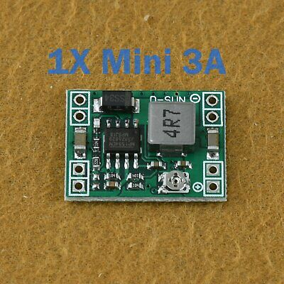 AU1.49 • Buy 2X Mini3A DC-DC Adjustable Converter Step Down Power Supply Replace NI LM2596S