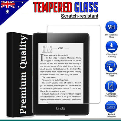 AU12.99 • Buy Amazon Kindle Paperwhite 6  10th Gen 2018 Tempered Glass Screen Protector Guard