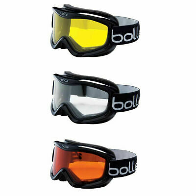 View Details New Bolle Mojo Ski Goggles Shiny Black Frame - Choice Of Color Lens • 18.99$ CDN
