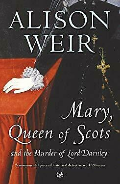 $10.55 • Buy Mary, Queen Of Scots And The Murder Of Lord Darnley By Weir, Alison