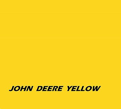 £16.45 • Buy John Deere Yellow Tractor & Agricultural Machinery Equipment Enamel Gloss Paint