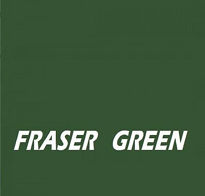 £21.95 • Buy FRASER GREEN RAL6448 Agricultural Tractor Machinery Enamel Gloss Paint