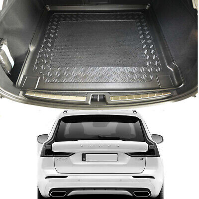 Choice Of LDPE Boot Liner Tray Rubber Load Mat Bumper Protector Volvo XC60 II 2 • 30£