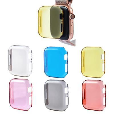 $ CDN2.52 • Buy Smartwatch Protective Case Cover Frame For Apple Watch IWatch Series 4 40mm/44mm