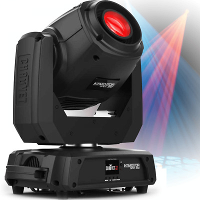 £799 • Buy Chauvet DJ Intimidator Spot 360 IRC 100W Moving Head Disco Stage Feature Packed