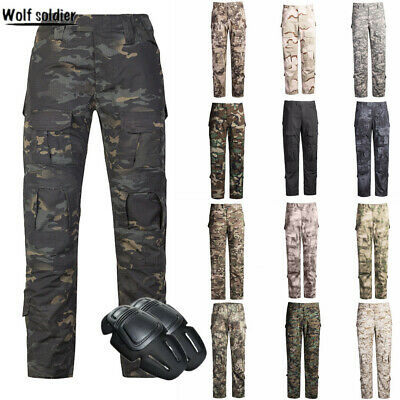 £35.99 • Buy Mens Army Gen3 Combat Pants Military Tactical Pants Cargo Casual Trousers SWAT