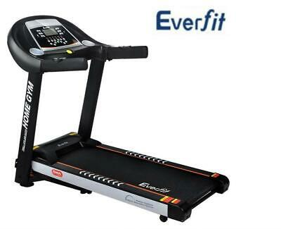 AU620.50 • Buy Everfit Electric Treadmill Auto Incline Home Gym Exercise Machine Fitness