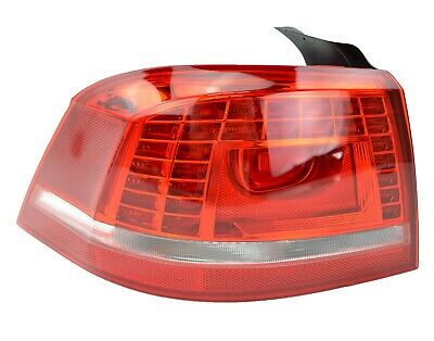 AU179.99 • Buy Tail Light VW Passat B7/3C 09/10-12/14 New Left LHS Rear Lamp LED Sedan 11 12 13