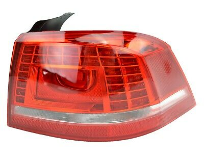 AU179.99 • Buy Tail Light VW Passat B7/3C 09/10-12/14 New Right Rear Lamp LED Sedan 11 12 13