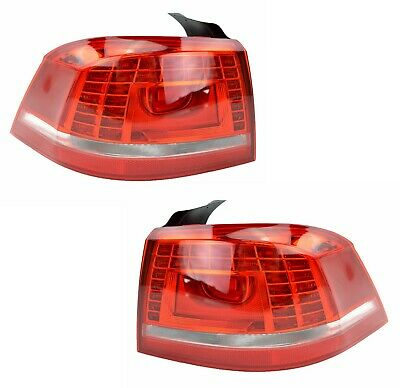AU355 • Buy Pair Tail Lights VW Passat B7/3C 09/10-12/14 New Rear Lamps LED Sedan 11 12 13