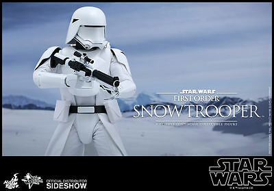 $ CDN270.25 • Buy Hot Toys #902551 Star Wars First Order Snow Trooper 1/6 Scale Action Figure MIB