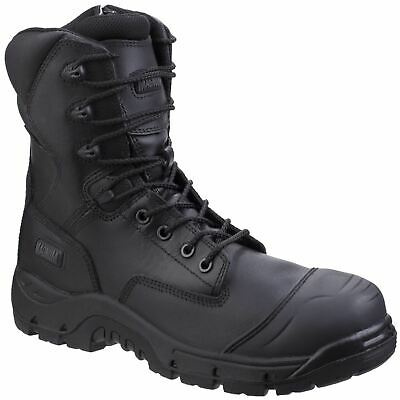 $133.41 • Buy Magnum Rigmaster M801365 Black Boots Safety Leather S3