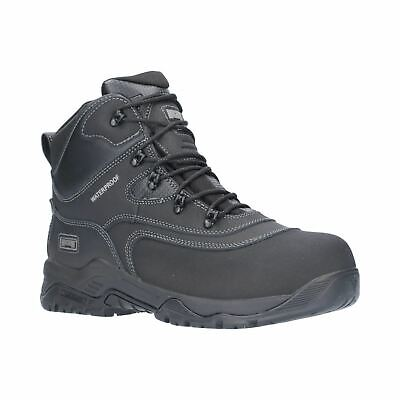 $133.41 • Buy Magnum M801552 Broadside Black Boots Safety Leather/Synthetic S3