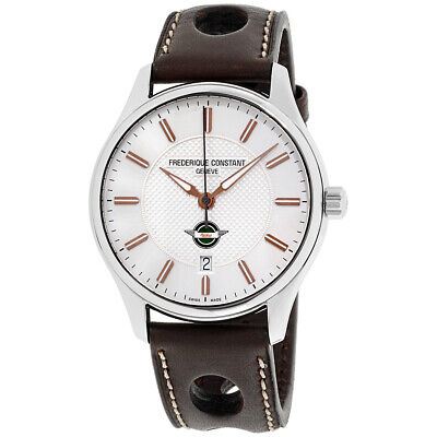 $653.30 • Buy Frederique Constant Healey Automatic Movement Silver Dial Mens Watch FC-303HV5B6