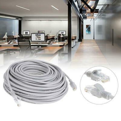 AU1 • Buy 1-30m Ethernet RJ45 Cat5e LAN Network Cable High Speed 1000M Router Connect Lot