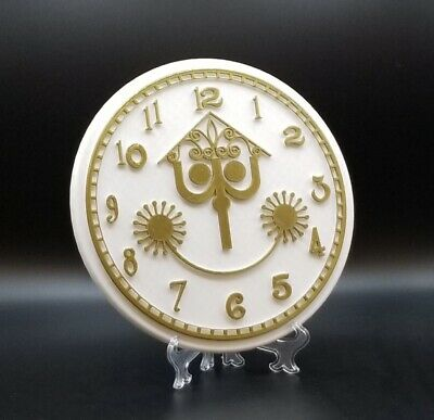 $39.99 • Buy It's A Small World Clock Face Inspired Sign Plaque (Disney World Inspired Prop)