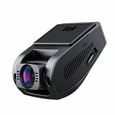 AU128.56 • Buy Dashboard Camera Recorder With Full HD 1080P, 6-Lane 170° Wide Angle Lens
