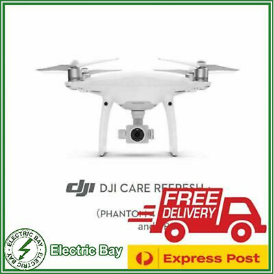 AU149 • Buy DJI Phantom 4 Pro Camera Drone Obsidian Genuine Accessories Warranty & Filters