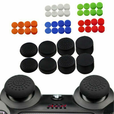 AU4.53 • Buy 8X Silicone Replacement Key Cap/Pad For PS4 Gamepad Controller Game Accessories