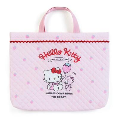 81af0b347 Hello Kitty Quilted Tote Bag | Compare Prices on dealsan.com