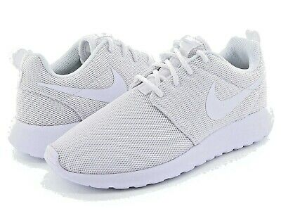 info for 66f1b aeff8 Scarpe Donna Nike WMNS Roshe One 844994-100 Bianco Sneakers Sportiva Nuovo  • 65.00€