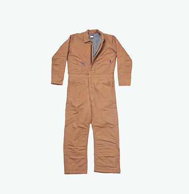 $129.99 • Buy LAPCO FR HRC 3 CIFRBRDK 12OZ Insulated Coverall Duck Brown NWOT SZ L-XL-4XL
