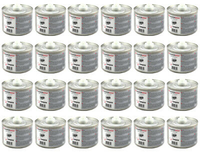 £24.99 • Buy Chef-hub Box Of 24 Tins 6 Hour Chafing Dish Liquid Fuel For Buffets, Parties Etc