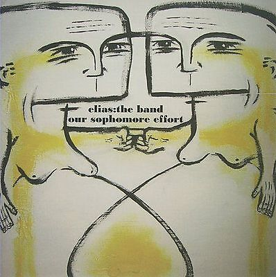 £1.41 • Buy Our Sophomore Effort By Elias The Band (CD, Dutton Vocalion)