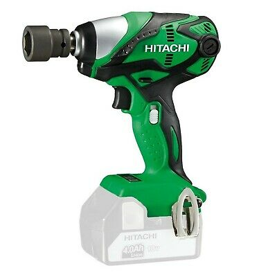 Hitachi WR18DSDL/L4 18V Body Only Impact Wrench • 116.59£