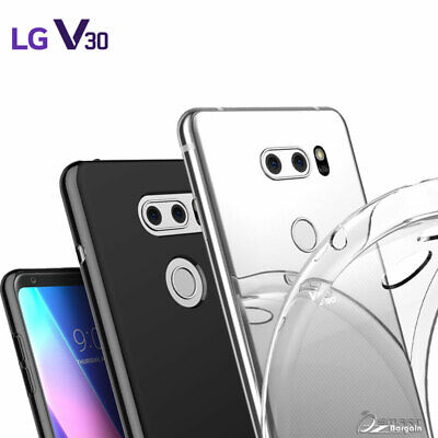 AU4.99 • Buy TPU Jelly Gel Soft Case Cover For LG V30 / LG V30+ / LG V30 Plus
