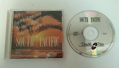 CD SOUNDTRACK - South Pacific London Theatre Orchestra & Singers DoublePlay 1 CD • 2.45£