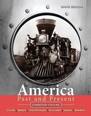 $6 • Buy America Past And Present By Divine, Robert A.