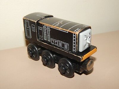THOMAS THE TANK ENGINE WOODEN DIESEL #E (postage Discount Available) • 6£