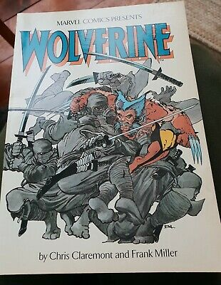 Wolverine TPB (1987 Marvel) 1st Edition By Chris Claremont And Frank Miller • 10£