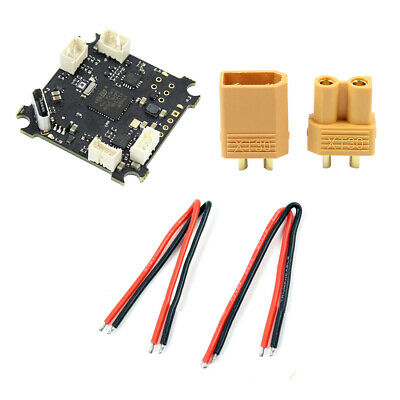 AU53.32 • Buy Happymodel Crazybee F4 PRO Flight Controller 1-2S With Plug 20AWG Silicone Wire