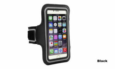 AU3.95 • Buy Sport Gym Running Exercise Jogging Armband IPhone XS Max XR X 8 Plus Arm Band OZ