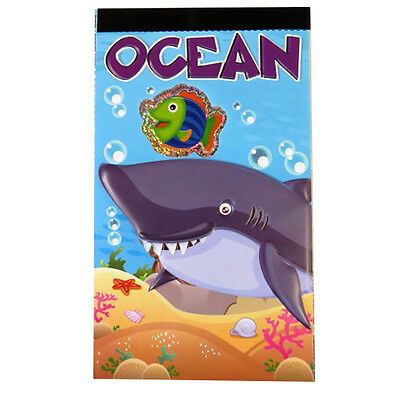 £2.60 • Buy Childrens Sticker Book - Holographic & Colour Stickers - Princess, Ocean, Animal