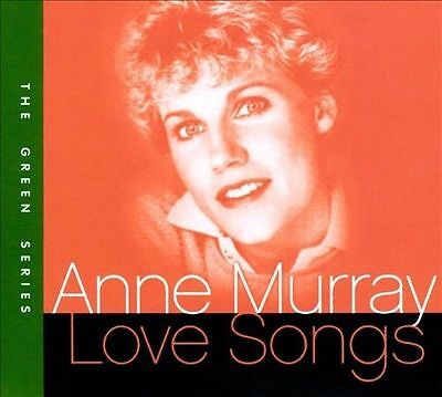 Factory Sealed Love Songs By Anne Murray CD!  -e • 7.95$